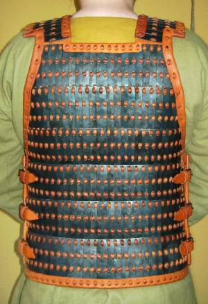 Photo: Lamellar Dressed from behind